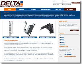 DELTA INDUSTRIAL SYSTEMS